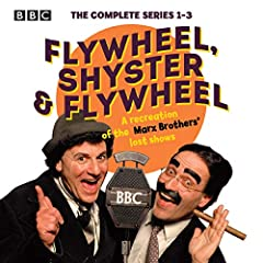 Flywheel, Shyster and Flywheel: The Complete Series 1-3