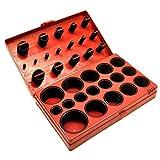 419pc junta tórica de estanqueidad de caucho surtido de fontanería Universal ORing Kit métrico TE033