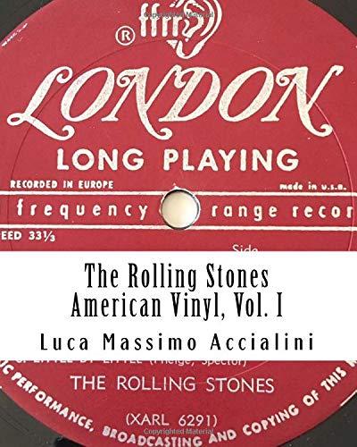The Rolling Stones - American Vinyl, Vol. I