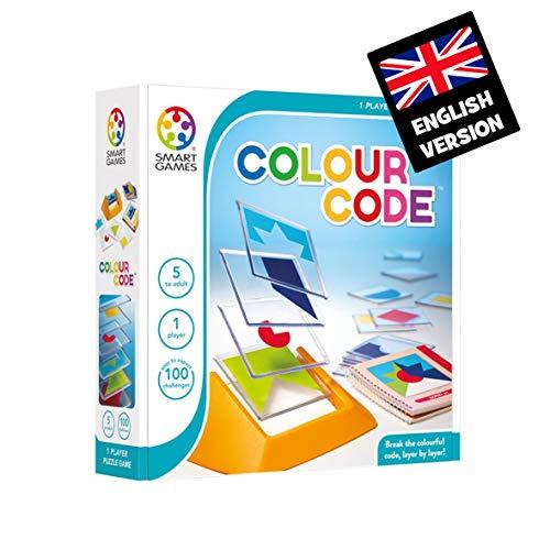 Smart Games- Colour Code (SG090)