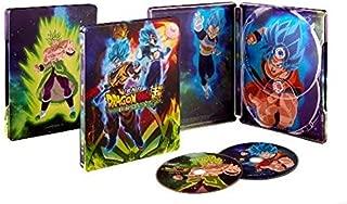 Dragon Ball Super: Broly 2019 Limited Edition SteelBook (Blu-ray+DVD+Digital)