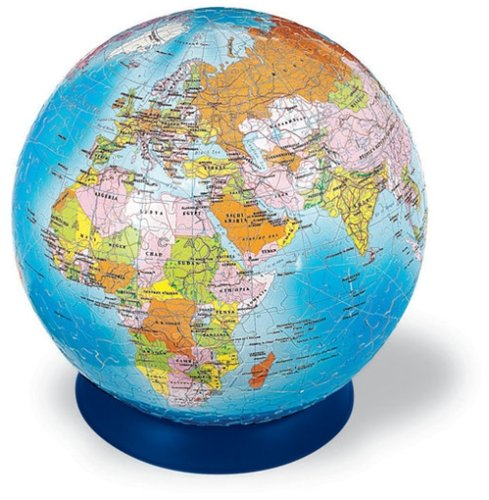 Ravensburger - Puzzleball 540 Teile - Die Erde