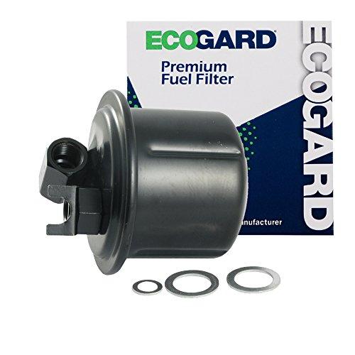 ECOGARD XF54689 Premium Fuel Filter Fits Honda Accord 2.2L 1990-1993, Civic 1.5L 1992-1994, Civic 1.6L 1992-1994, Civic del Sol 1.6L 1993-1994, Civic del Sol 1.5L 1993-1994