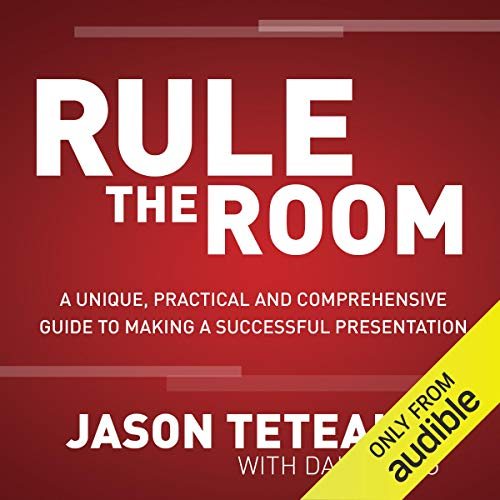 Rule the Room audiobook cover art