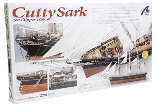 Artesanía Latina 22800. Maqueta de barco en madera Clipper