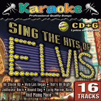 Karaoke: Sing the Hits of Elvis