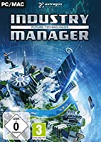 Industry Manager: Future Technologies (PC DVD) (輸入版)