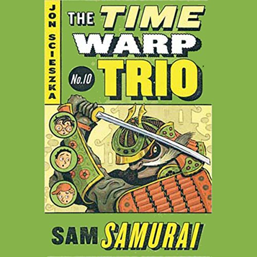 Couverture de Sam Samurai