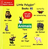 Animals/Tiere: Bilingual German and English Vocabulary Picture Book (with Audio by Native Speakers!)