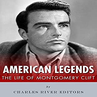 American Legends: The Life of Montgomery Clift cover art