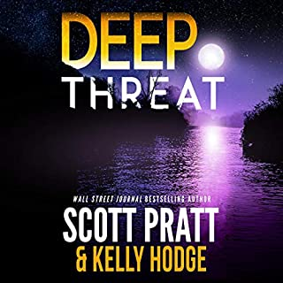 Deep Threat audiobook cover art