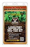 10. Whitetail Institute Laboratory Soil Test Kit - Ensures The Most Successful Deer Food Plot Possible - Professional Consultation Included, Receive Results Within One Week, 1, Model Number: STK