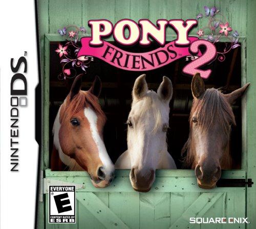 Pony Friends 2 - Nintendo DS by Square Enix