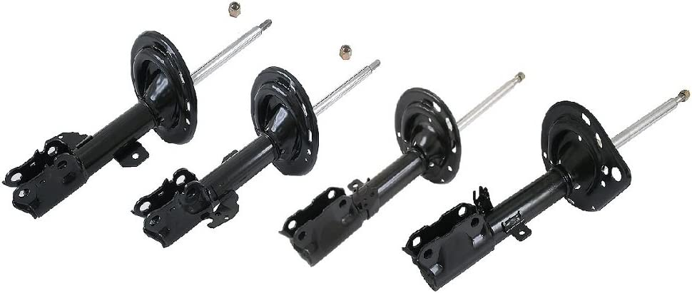 KYB 339023 339024 339043 Cheap mail order specialty store 339044 Pair of Front Rear Shocks an and Dealing full price reduction