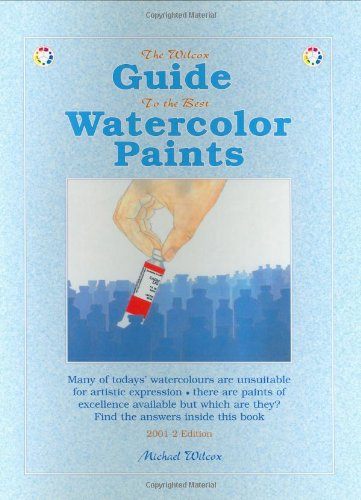 The Wilcox Guide To The Best Watercolor Paints