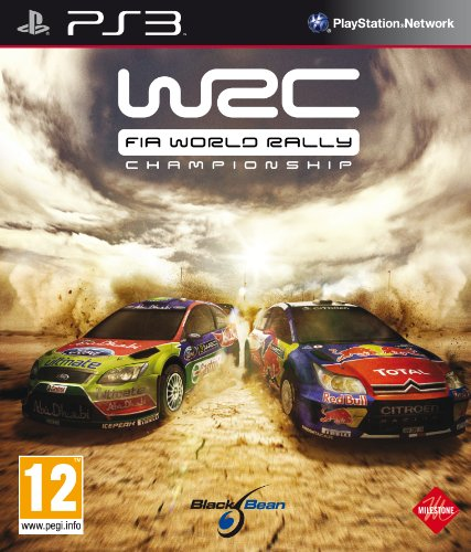 WRC - FIA World Rally Championship (PS3) [Importación inglesa]