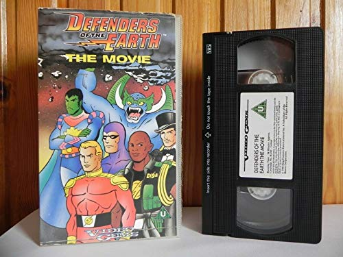 Defenders Of The Earth - The Movie