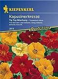 Kiepenkerl Tropaeolum majus (Kapuzinerkresse Mix) 0-0cm / 1 Packung (Blumenzwiebeln, Sommerblüher (Aussaat im Frühjahr))