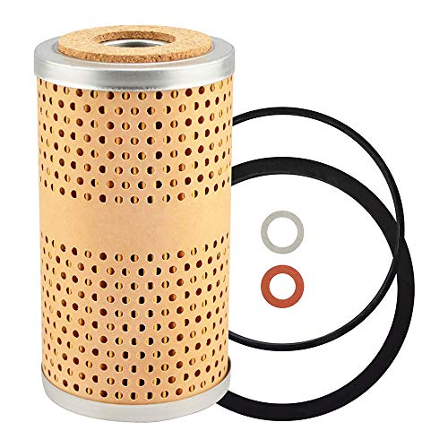 Baldwin Filters Hydraulic/Fuel Filter, 5-5/8x3x5-5/8 in