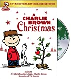 A Charlie Brown Christmas 50th Anniversay Deluxe Edition (DVD)
