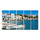 bilderfelix® Bild auf Leinwand Mallorca Porto Colom