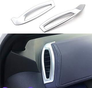 TOOGOO Adecuado para Rav4 2019 2020 Abs Car Styling Interior del Coche Accesorios de la Puerta Interior Panel de la Puerta Decoraci/ón