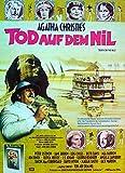 Tod auf dem Nil - Peter Ustinov - Bette Davis - Filmposter