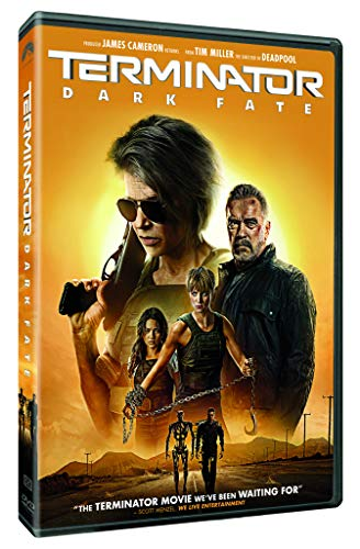 Terminator: Dark Fate - Terminator: Dark Fate Italia DVD