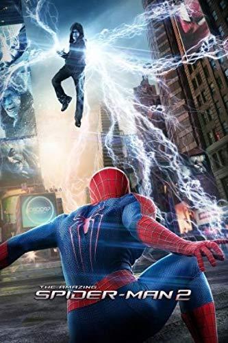 lcyab 1000 Piezas De Rompecabezas De Descompresión para Adultos-Posters De Películas De The Amazing Spider-Man 2-El Juego De Inteligencia para Niños Es Desafiante