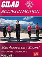 Gilad Bodies in Motion: 30th Anniversary Shows 1 [DVD] [Import]