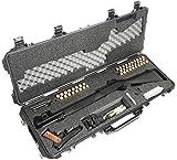 Case Club Tactical Shotgun Pre-Cut Waterproof Case with Accessory Box and Silica Gel to Help Prevent Gun Rust (Gen 2)