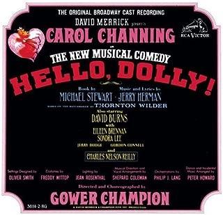 Hello, Dolly! (1964 Original Broadway Cast) Cast Recording Edition (1990) Audio CD