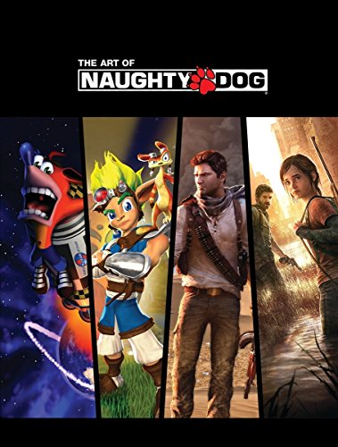 Naughty Dog Studios: Art Of Naughty Dog