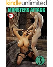 Monsters Attack Chapter 3 (English Edition)