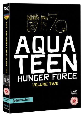 Aqua Teen Hunger Force - Volume 2 [Adult Swim] [DVD] [Reino Unido]
