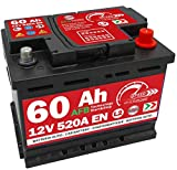 BATTERIA AUTO SPEED L2 AFB Start&Stop - 12V 60Ah 520A +DX