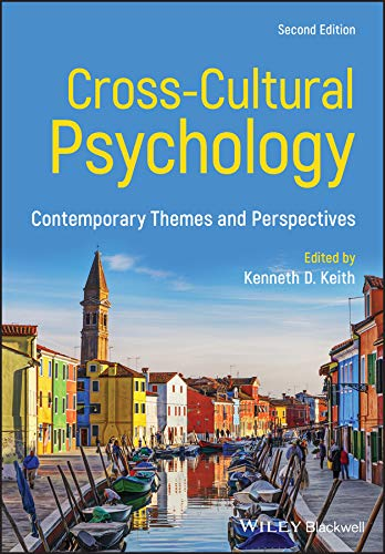 Cross-Cultural Psychology: Contemporary Themes and Perspectives