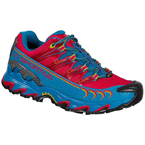 LA SPORTIVA Ultra Raptor Woman GTX, Zapatillas de Trail Running Mujer, Neptune/Orchid, 37.5 EU