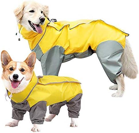 Ranking TOP20 SUNFURA Full Outlet ☆ Free Shipping Body Dog Raincoat wit Waterproof Poncho Jacket
