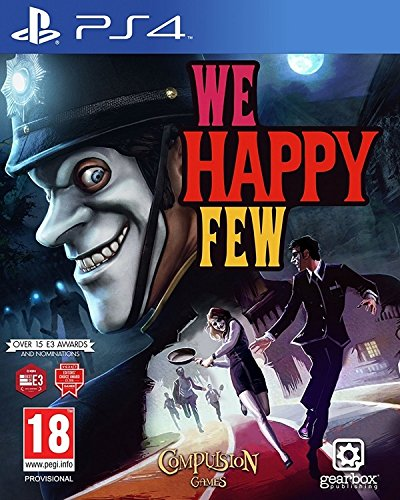 We Happy Few [PEGI 100% UNCUT] - Deutsch spielbar