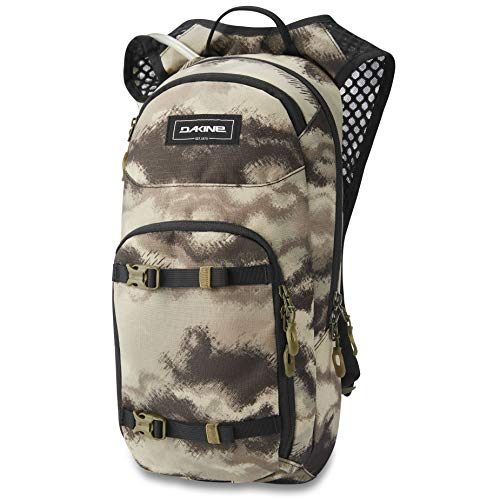 Dakine Session 8L Hydration Pack - Ash Camouflage / 2 Litre Reservoir Bladder Included Water Tank Hydrate Backpack Rucksack Bag Trail Enduro Mountain Bike Bicycle Cycling Cycle Riding Ride Carrier