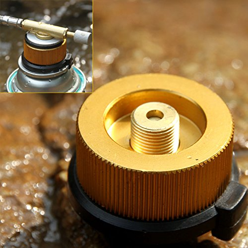 APG Camping Stove Gas Adapter Camp Gas Connector Conversion Adapter