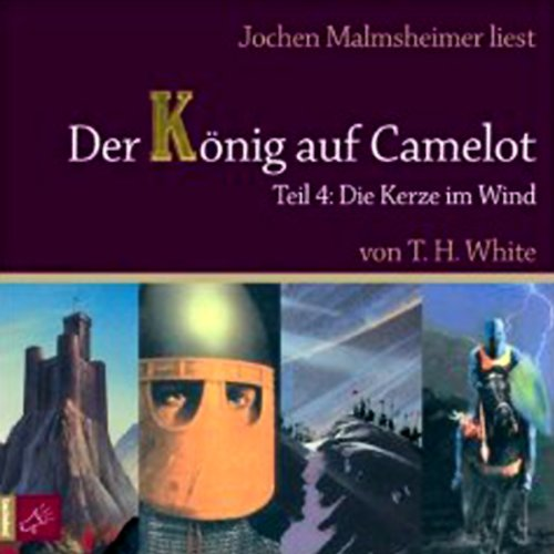 Die Kerze im Wind audiobook cover art