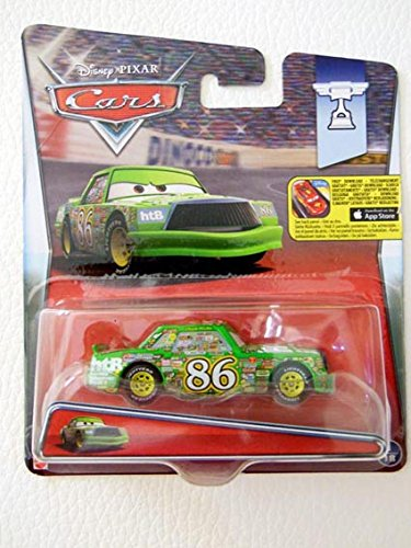 Disney Cars Chick Hicks 2015 Piston Cup – Miniaturauto