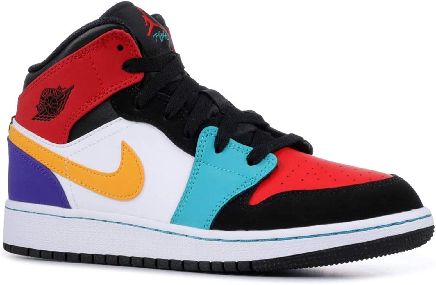 AIR Jordan 1 MID (GS) - 554725-125