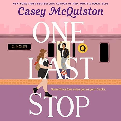 『One Last Stop』のカバーアート