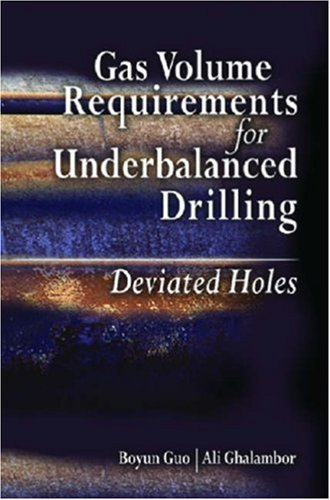 Gas Volume Requirements for Underbalanced Drilling: Deviated Holes