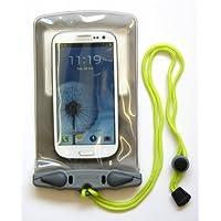"""Aquapac Waterproof Phone Case – Mini size - fits iPhones 5 and SE &""""Keymaster"""" Waterproof Wallet (608)"""