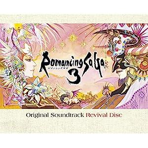 "Romancing SaGa 3 Original Soundtrack Revival Disc (映像付サントラ/Blu-ray Disc Music) (特典なし)"""