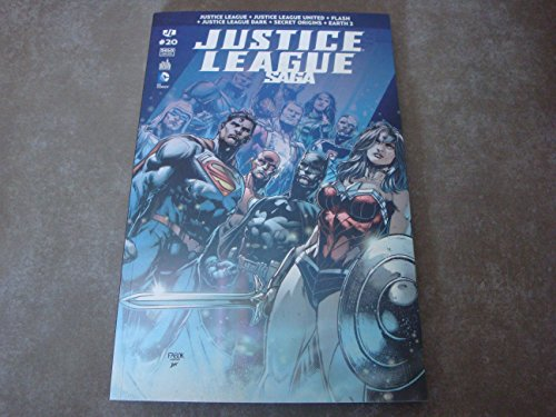 Justice League Saga 20